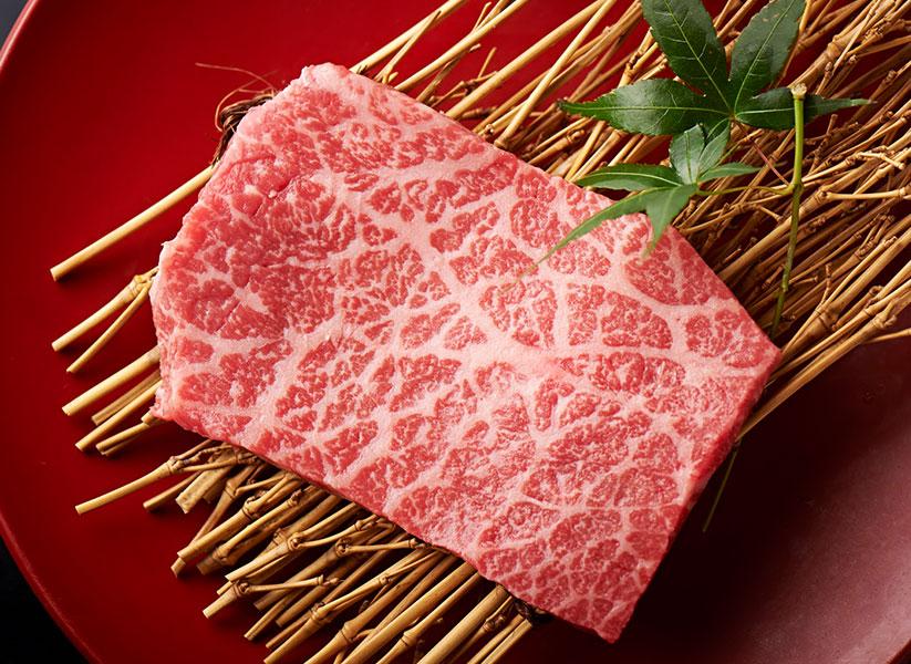 会津牛ステーキ