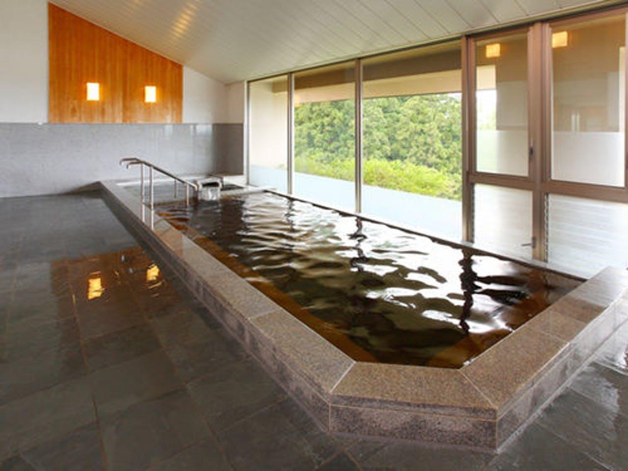ホテル ベルナティオ 内風呂