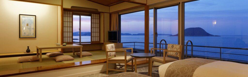 唐津シーサイドホテル客室