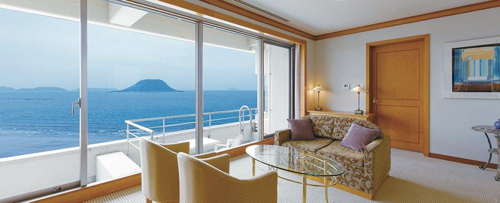 唐津シーサイドホテル客室2
