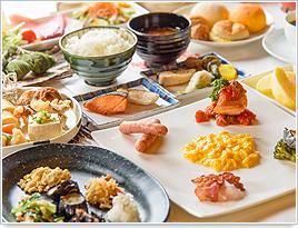 赤倉観光ホテル 旬菜ダイニング白樺 朝食