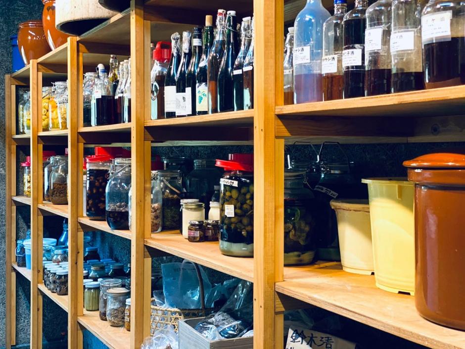 里山十帖発酵部屋