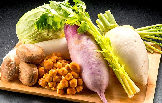 たてしな薫風 信州の野菜