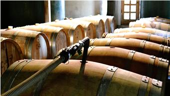 まるき葡萄酒 樽