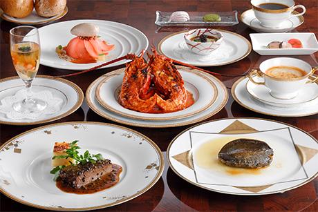 ザベイスイート レストラン「ラ・メール ザ クラシック」優雅なる晩餐