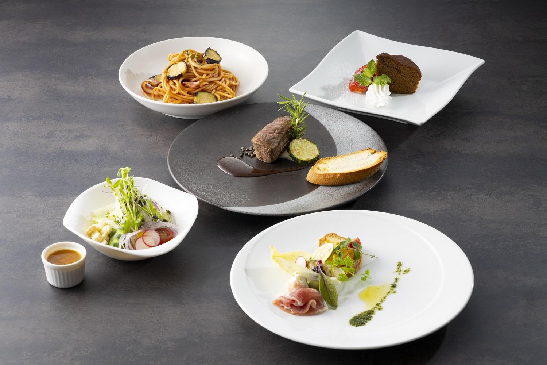 花樹海 フレンチ料理「蕾み」