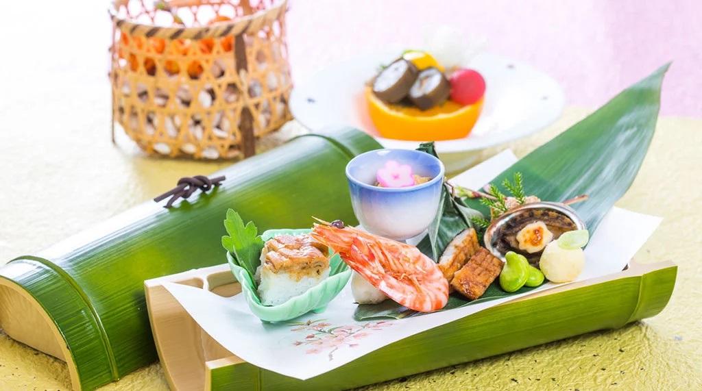 ホテルパーク 筏師鍋(いかだしなべ)1