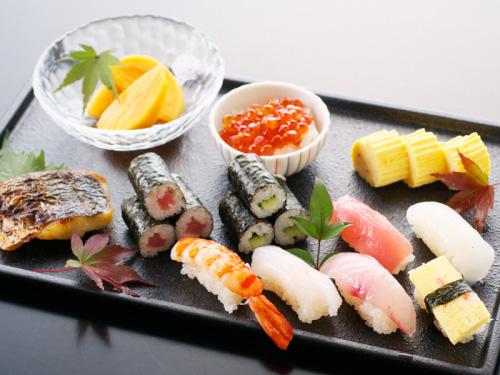 ミニお寿司