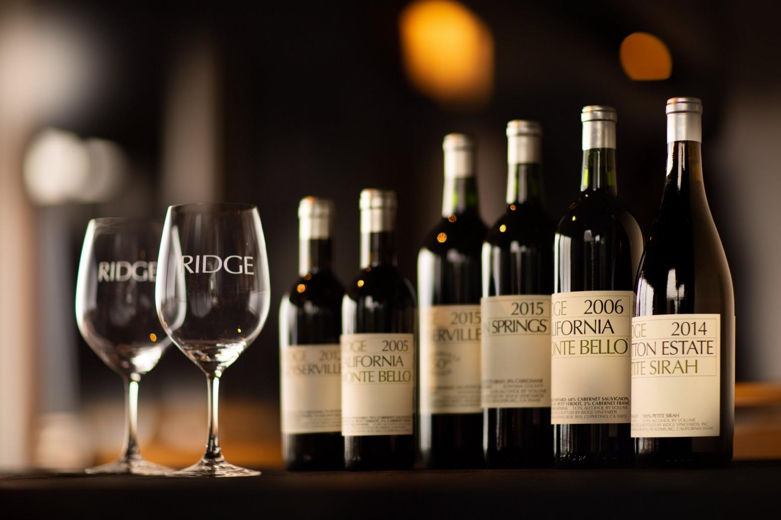 リッジ ワイン