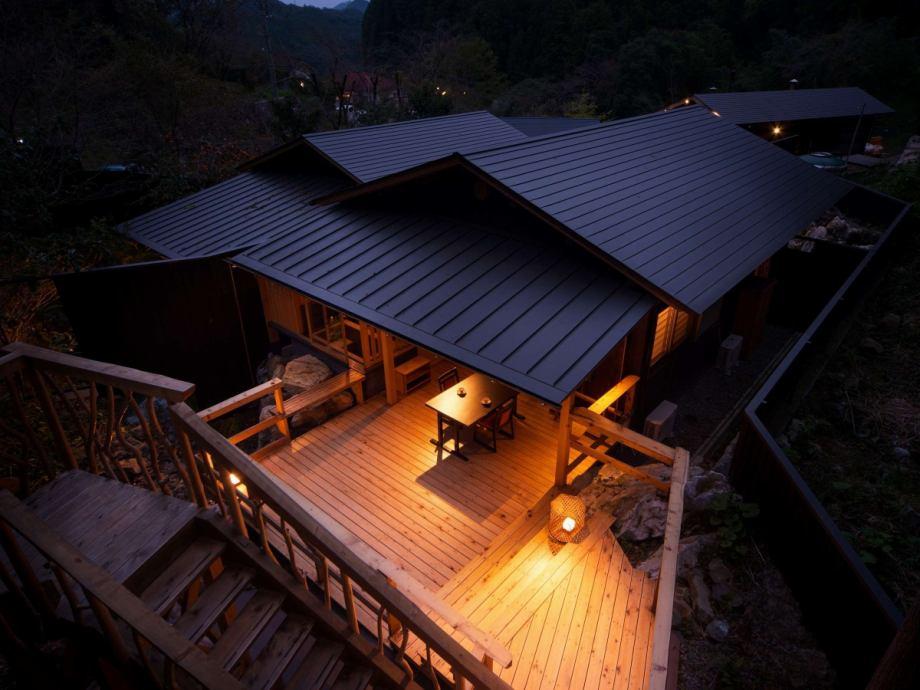 千年の美湯 そうだ山温泉 和 YAWARAGI ツリーハウス