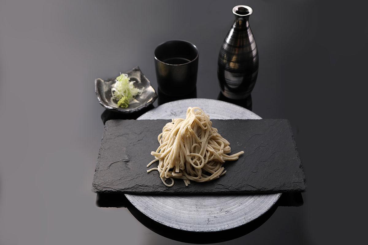季澄香 蕎麦