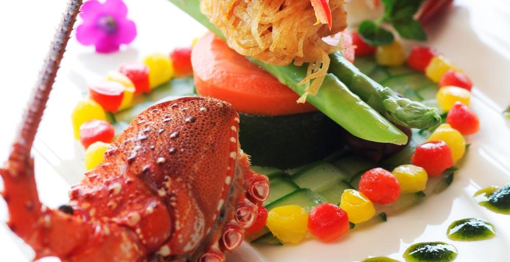 小豆島国際ホテル 料理2