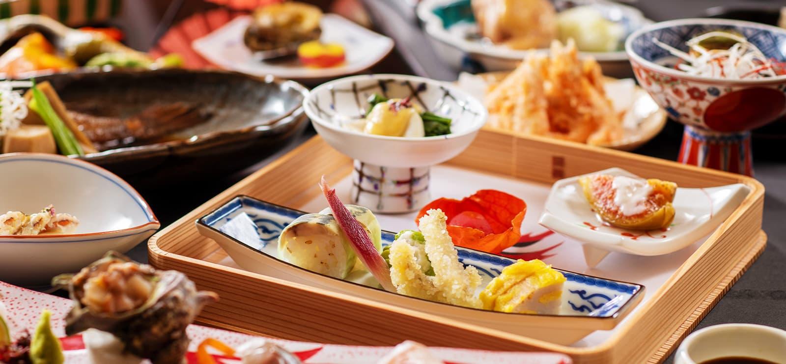 敷島館 夕食2