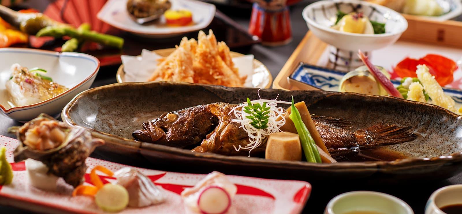 敷島館 夕食3