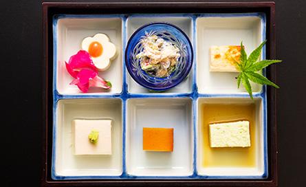 猿ヶ京ホテル 豆富六珍