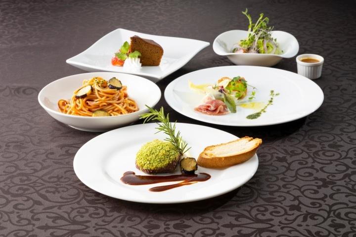 花樹海 フレンチ料理「蕾み」2