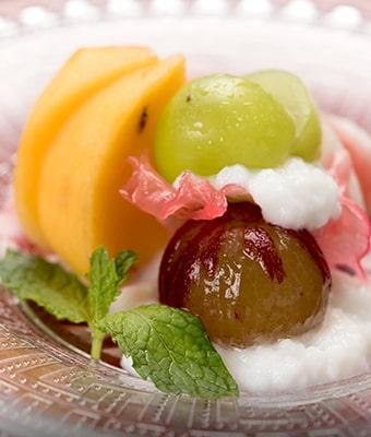 YUSURA 果物