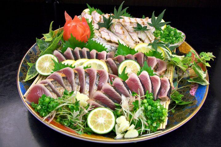 皿鉢料理(高知県)