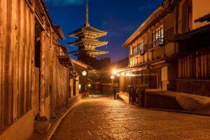 京都 八坂 五重塔