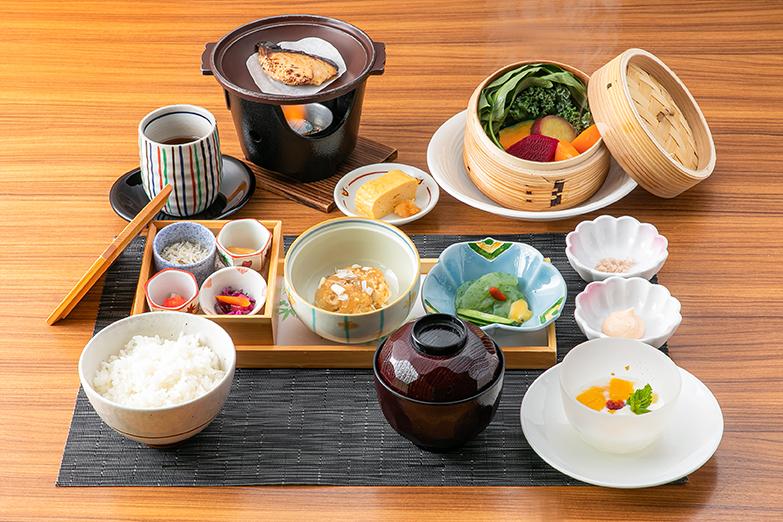 奥日光 森のホテル 朝食