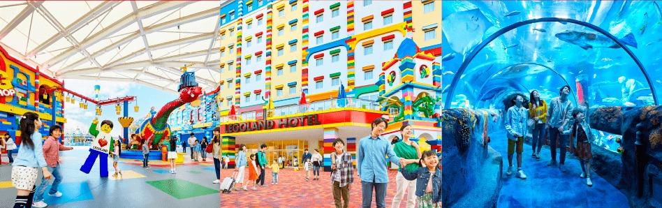 家族のみんながとびきりの笑顔になるレゴランド(R)・ジャパン・リゾート-じゃらんnet