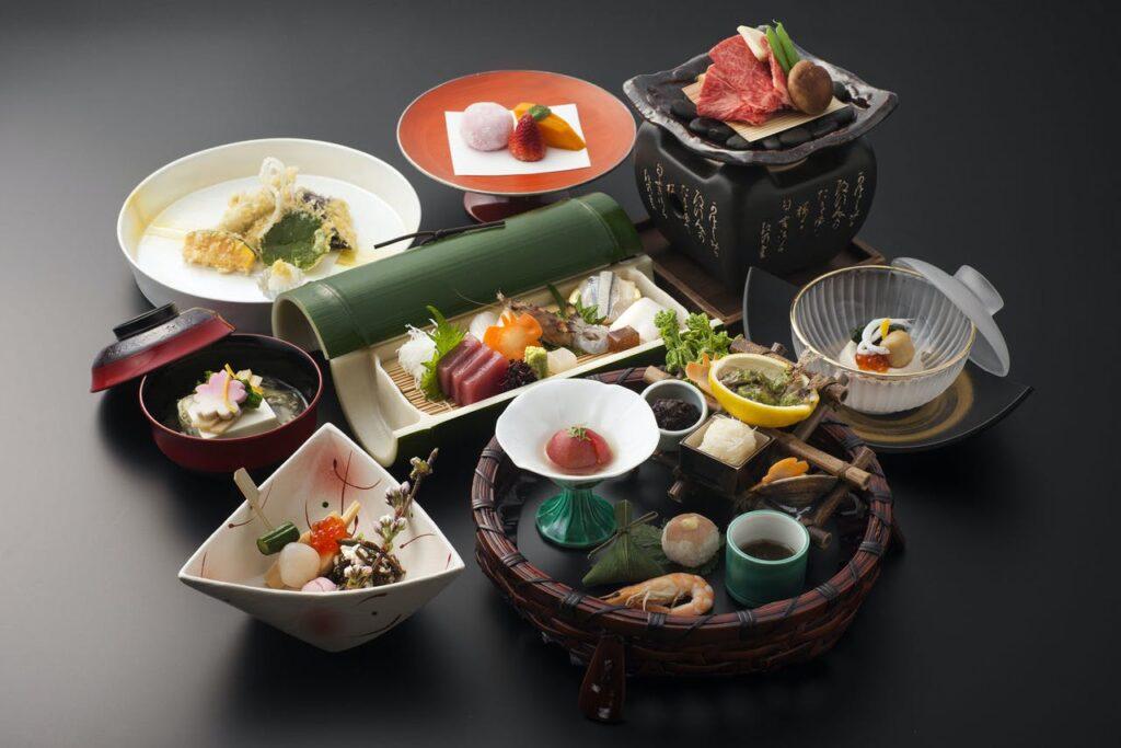 美よし 名古屋名物付き創作会席料理一例3