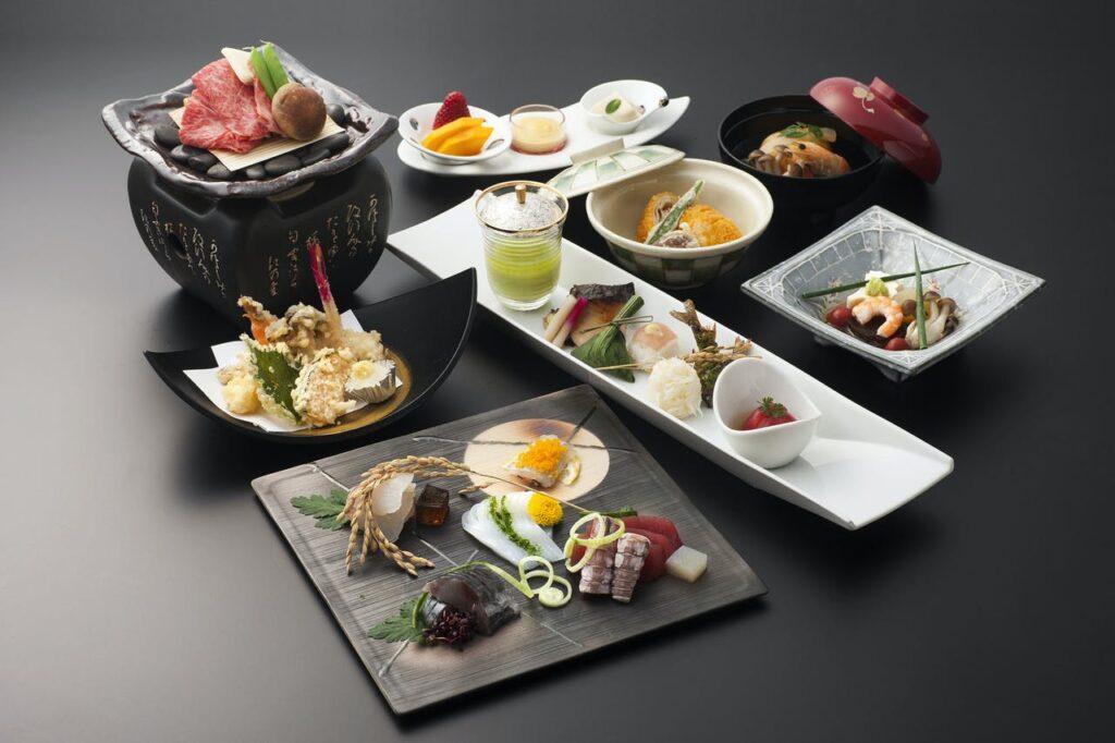 美よし 名古屋名物付き創作会席料理一例4