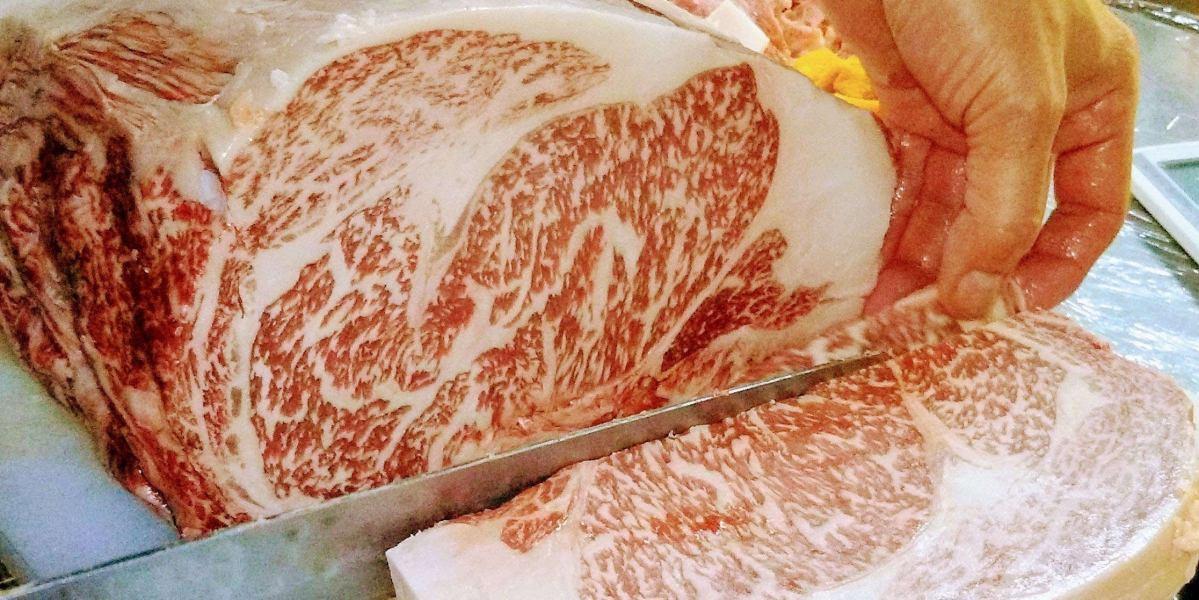 鉄板焼の宿 菊 那須和牛サーロイン