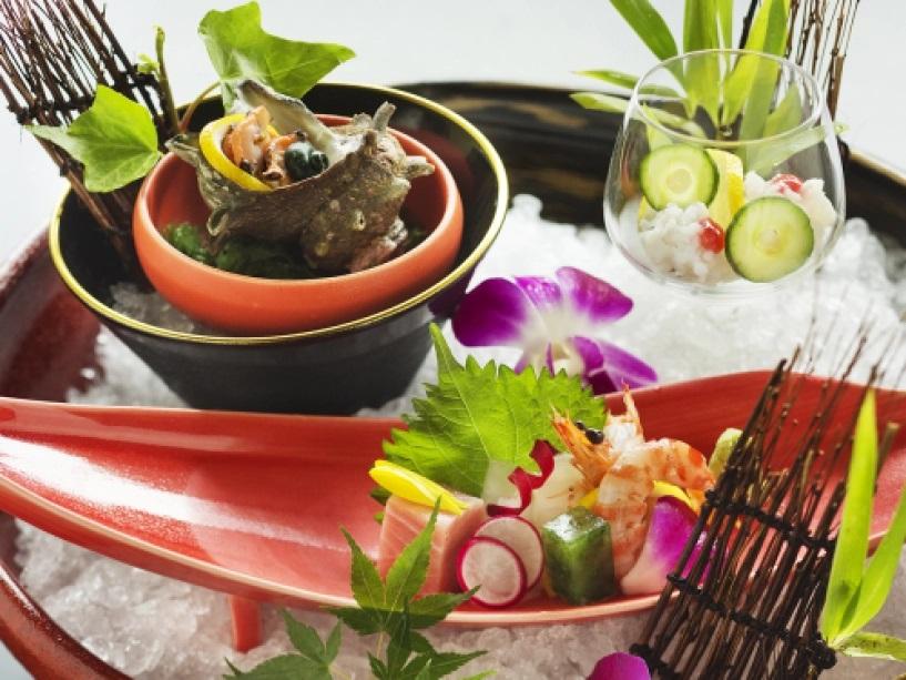 銀波荘 料理5