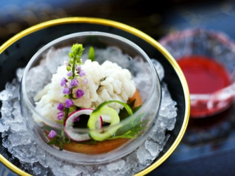 銀波荘 料理7